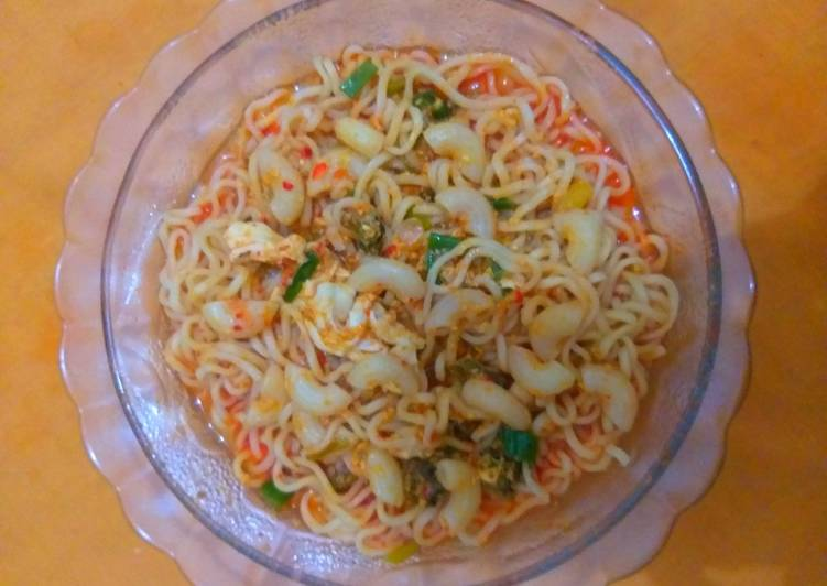 Indomie macaroni