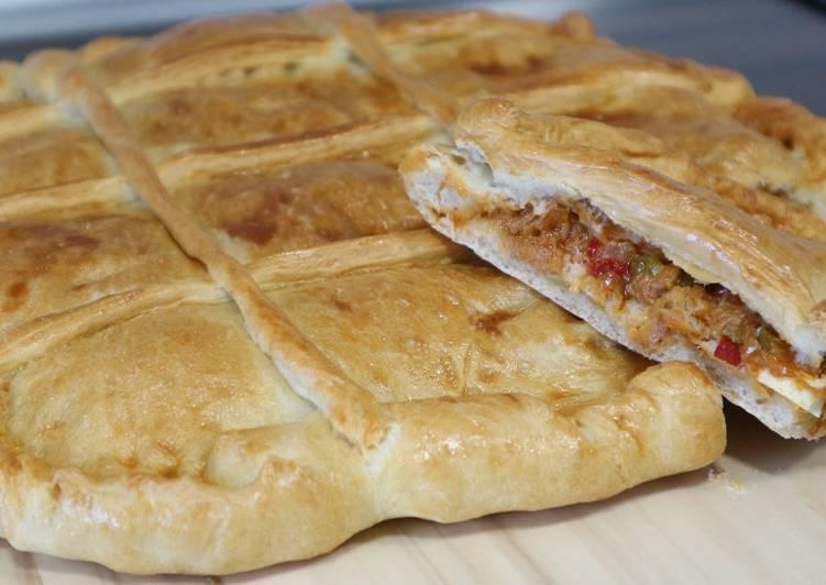 Empanada Gallega De Atún Receta De Recetasporuntubo Cookpad