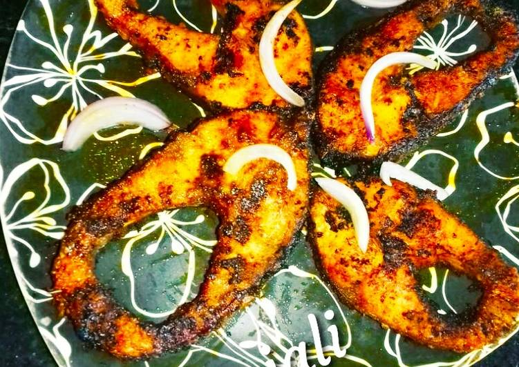 Step-by-Step Guide to Make Quick Fish fry