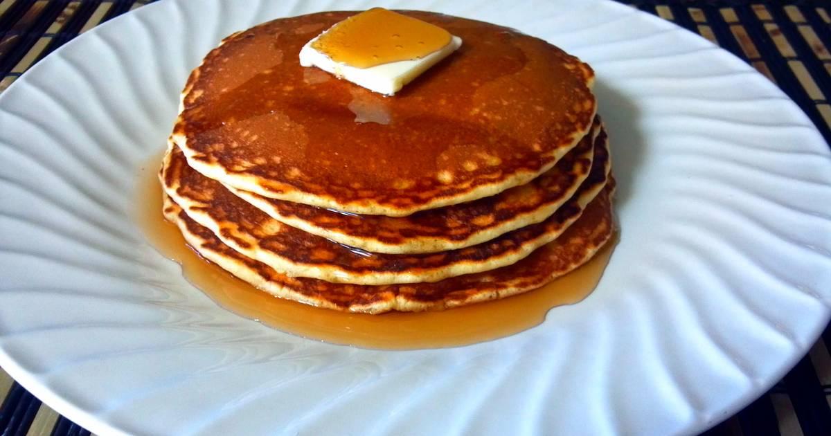 EZ Award Winning Buttermilk Pancakes