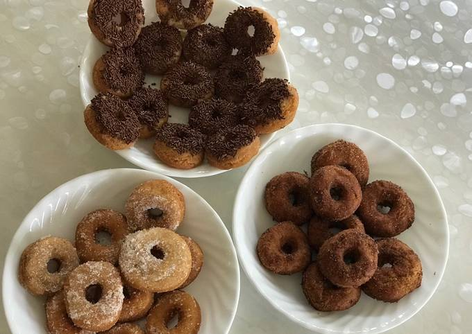 Easiest Way to Make Speedy Eggless doughnuts