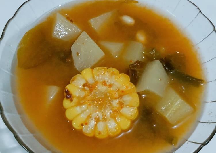 Sayur Asem seger pisan