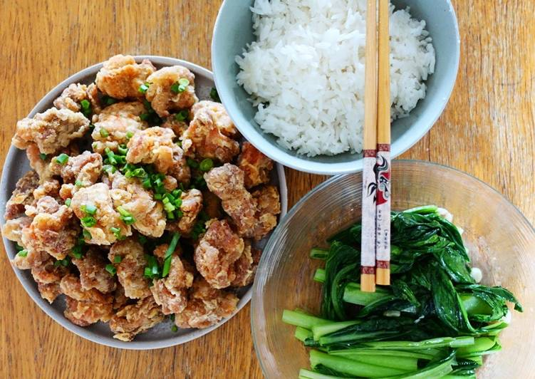 Foods That Make Your Mood Better Chinese fried chicken