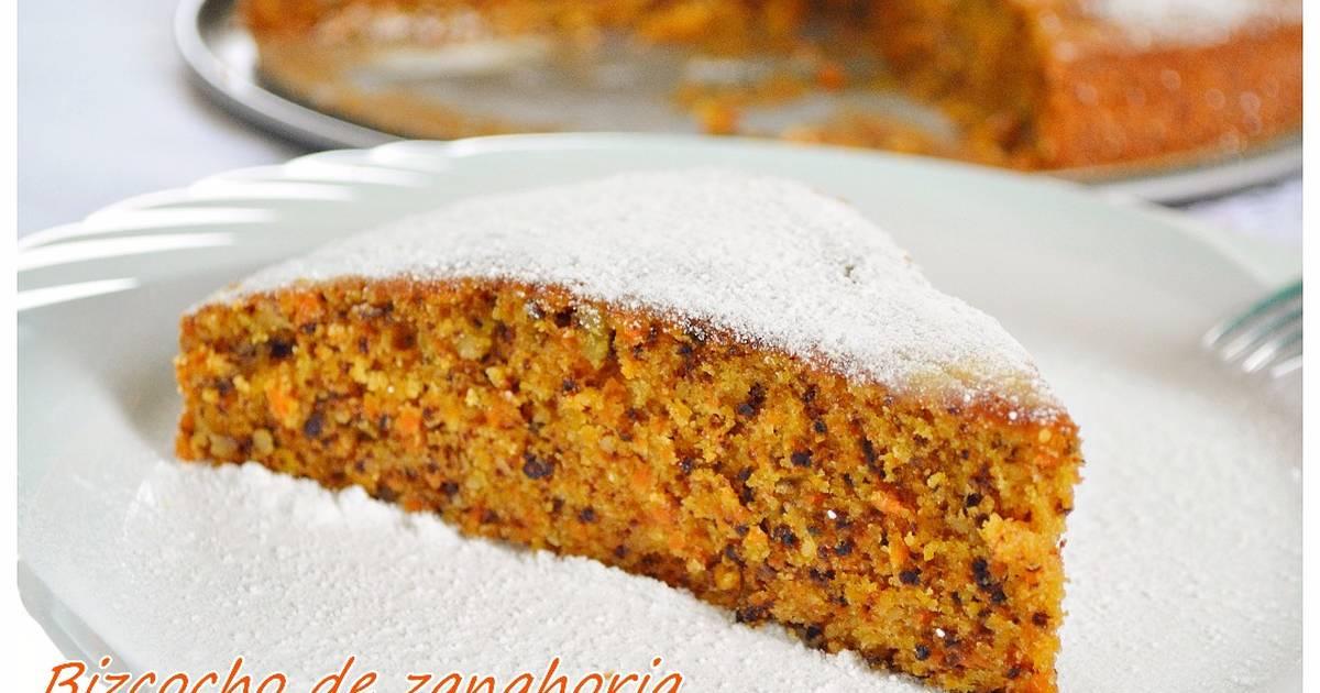 Bizcocho De Zanahoria Thermomix Receta De Pilar Cookpad En nuestro recetario de postres para la thermomix no podía faltar el bizcocho de zanahoria. bizcocho de zanahoria thermomix