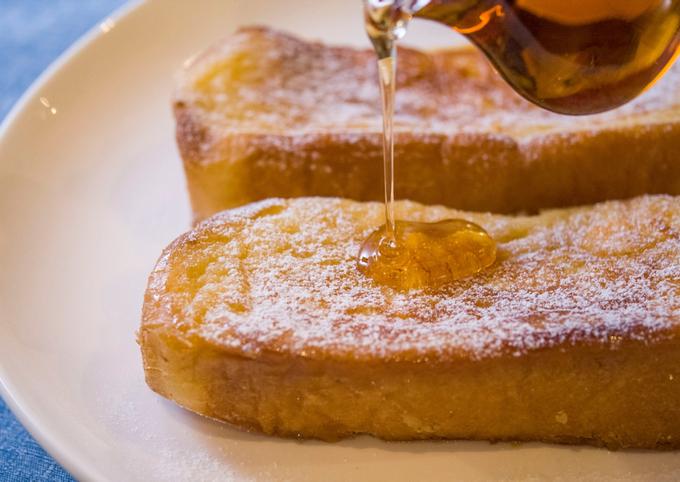 French Toast (Breakfast Egg Bread) ☆Recipe Video☆
