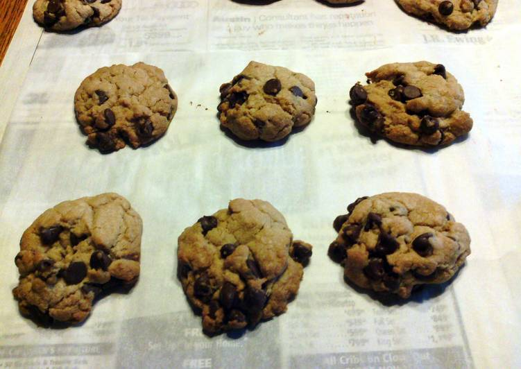 SZ Chocolate Chip Cookies