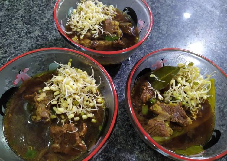 Rawon Daging Sapi 😋
