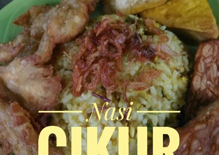 Nasi Cikur