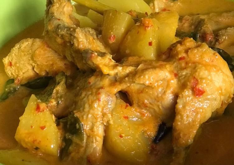 Resep Gulai ayam Yang Populer Lezat