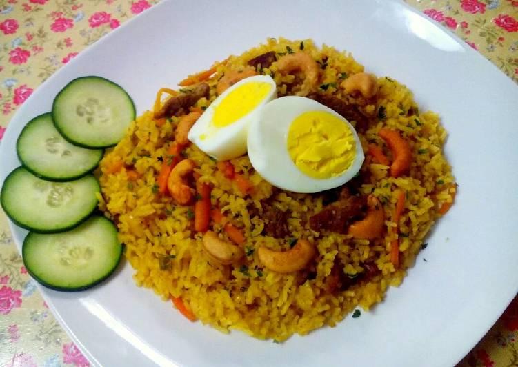 Nasi Biryani *Rice Cooker
