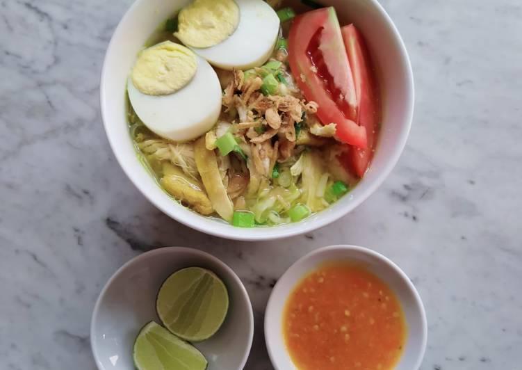 30# Soto Ayam Kuah Kuning