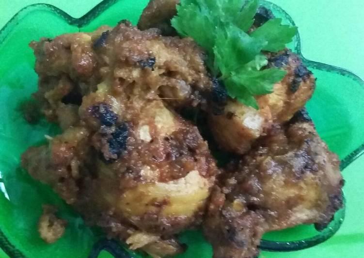 Ayam Bakar Kare Instan