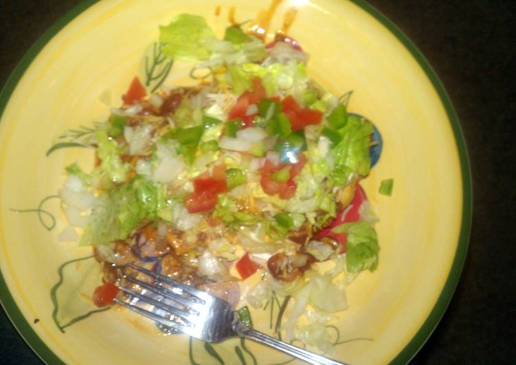 Step-by-Step Guide to Prepare Super Quick Homemade Indian tacos