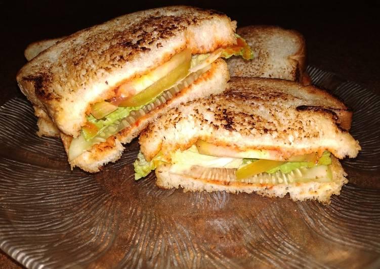 Resep Sandwich ala ala #5resep terbaru ku Paling Enak