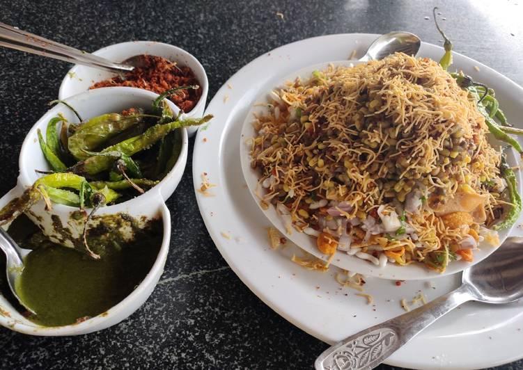 10 Minute Recipe of Special Mumbai bhel