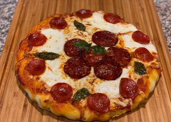 Easiest Way to Cook Tasty Pandemic Pizza Dough