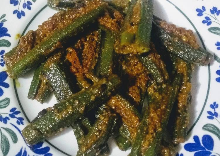 Recipe of Award-winning Bharwa bhindi
