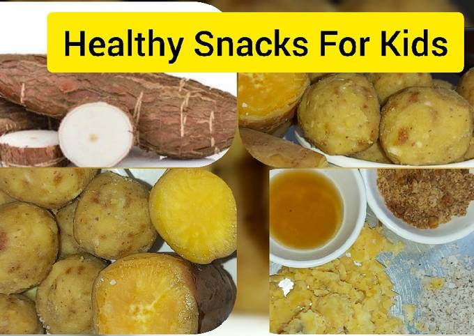 Simple Way to Make Quick Healthy Snacks For Kids