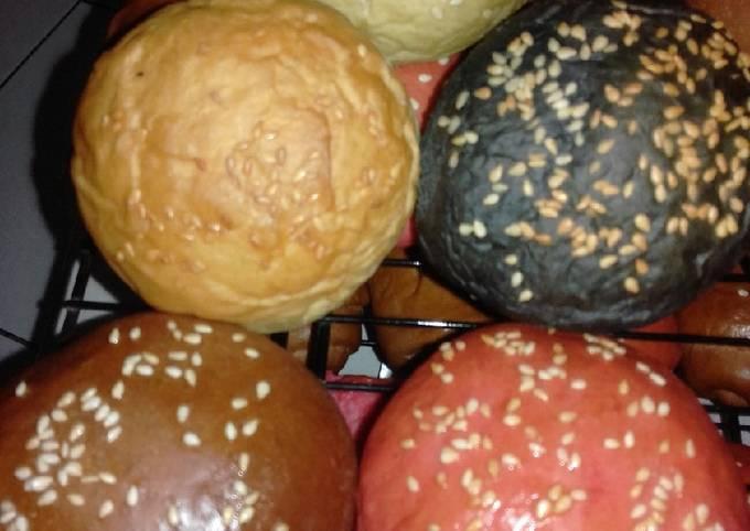 Resep Roti burger, Menggugah Selera