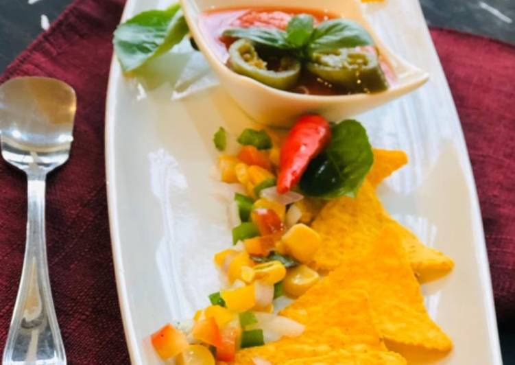 Easiest Way to Make Top-Rated Whosyna's Nachos Salad