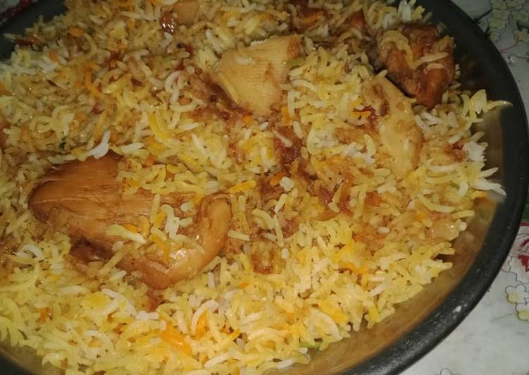 How to Make Favorite Dum wali biryani