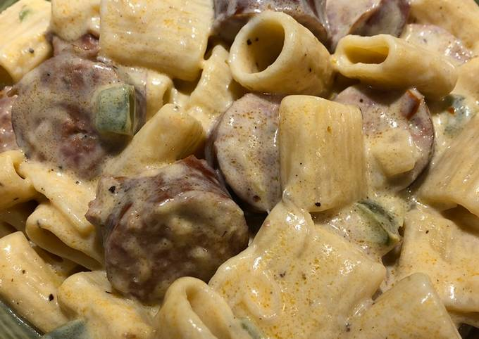 Recipe: Appetizing Voodoo Pasta