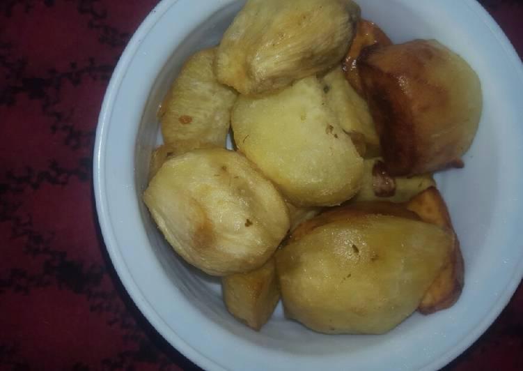 Fried sweet potato – Fork Yeah Cookbooks