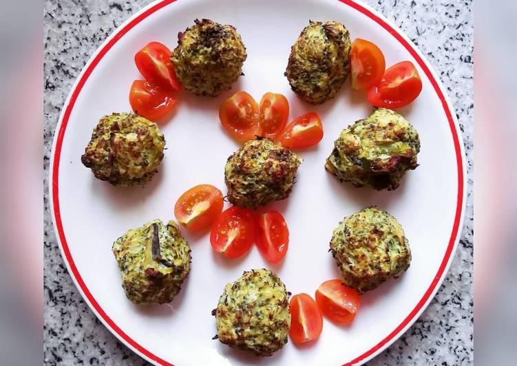 Polpette broccoli e ricotta