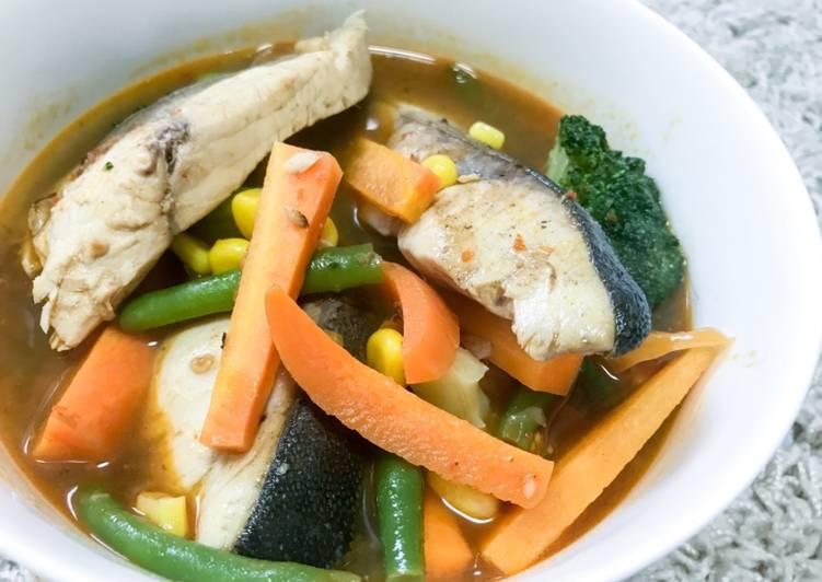 Healthy Fish Soup