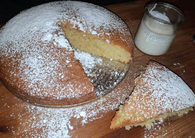 recette Gâteau yaourt Le plus simple