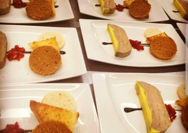 How to Make Perfect Terrine de foie gras de canard