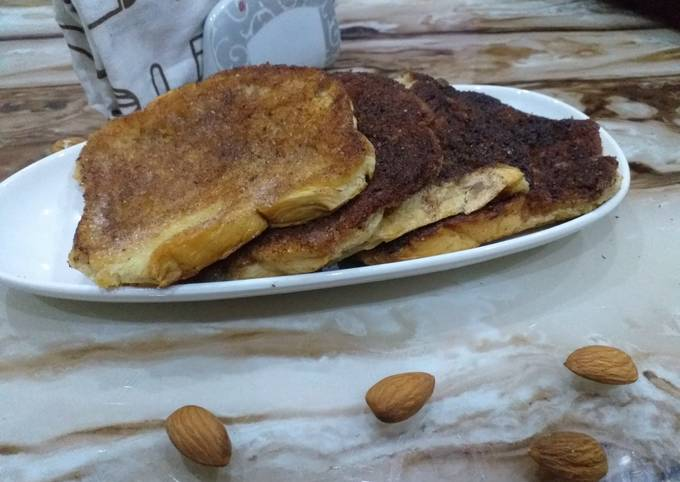 Baked French Toasts / Rabanadas no Frono