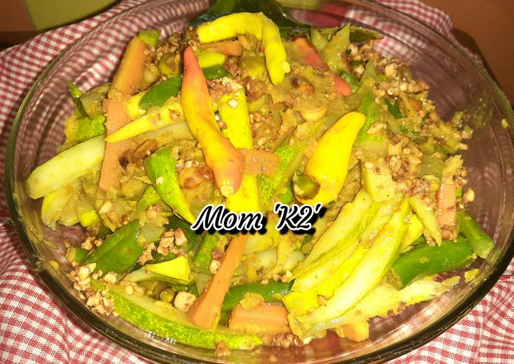 ACAR KUNING MOM 'K2' - cookandrecipe.com
