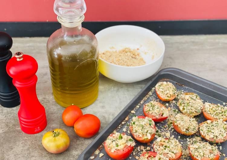 Tomates à la provençale