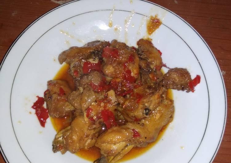 Resep Ayam rica2 basajan Yang Umum Pasti Enak
