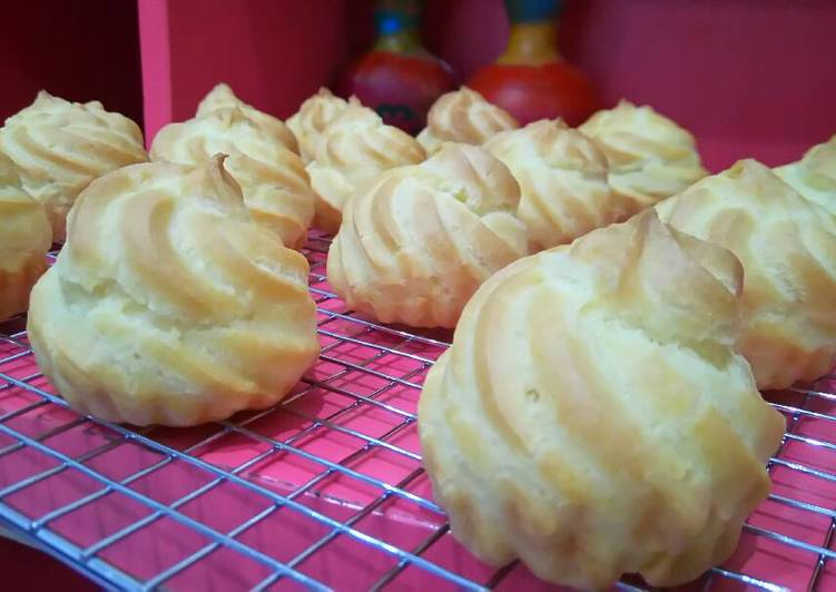 Kue sus vla susu durian
