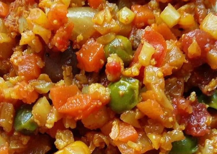 Vickys Savoury Cauliflower 'Rice', GF DF EF SF NF