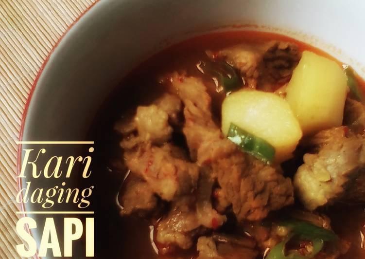 10. Kari Daging Sapi & Kentang