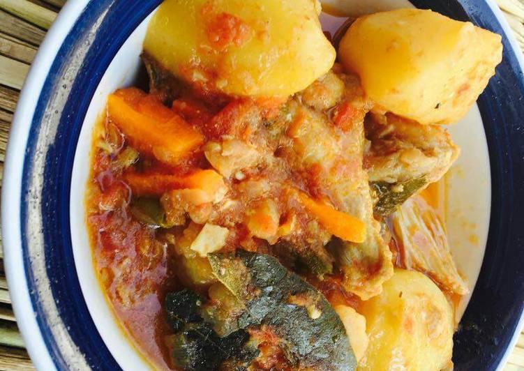 Recipe of Favorite Chicken stew