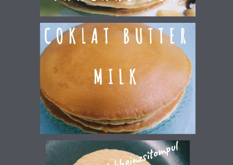 Resep Pancake/dorayaki/serabi Paling Mudah