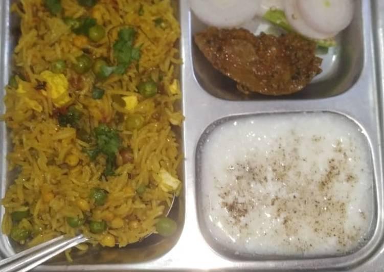 Recipe of Perfect Khichdi