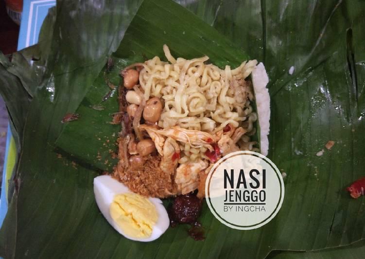 Mie Goreng - Nasi Jenggo Bali