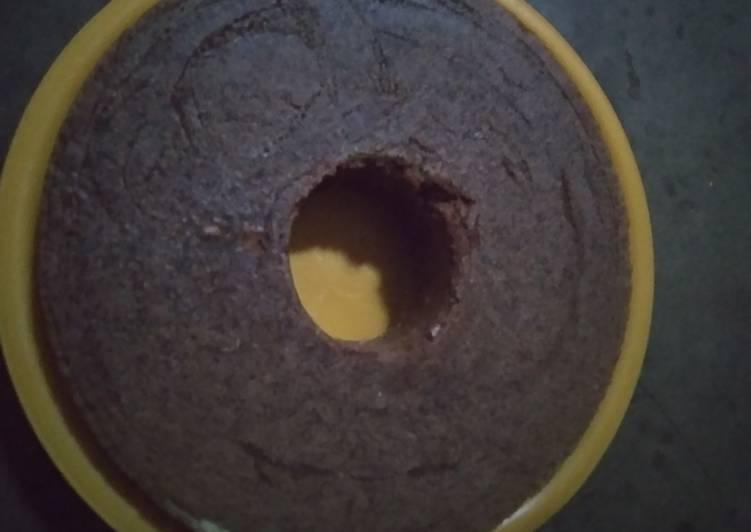 Kue brownies coklat chocolatos kukus