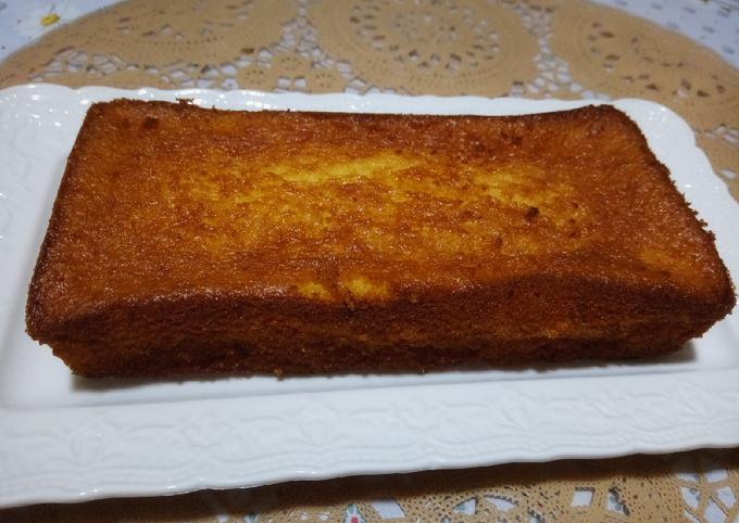 Cake a l'orange 🍊