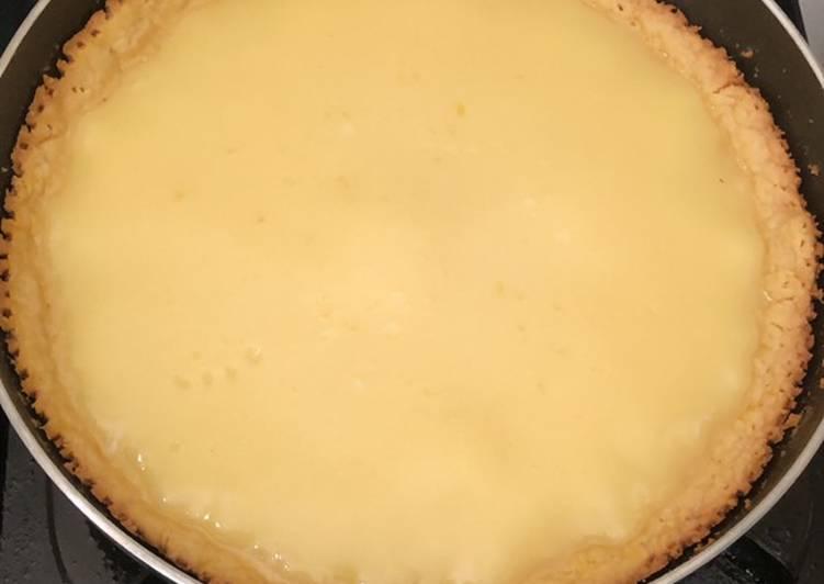 Pie Susu Teflon takaran sendok