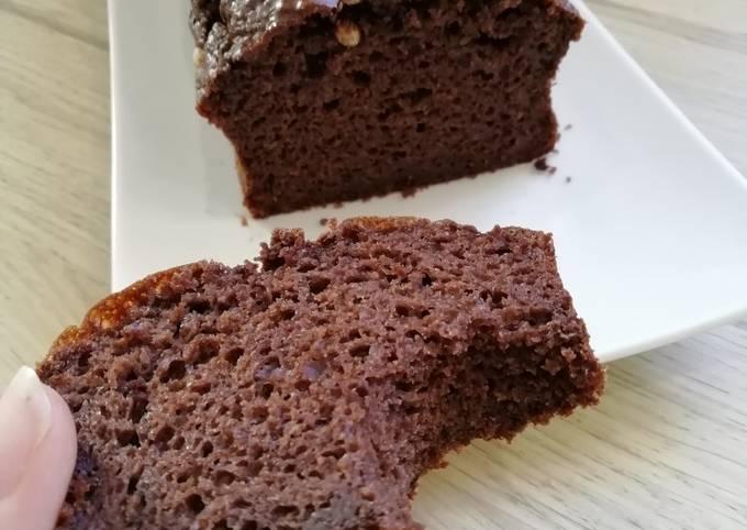 Cake moelleux au chocolat 🍫