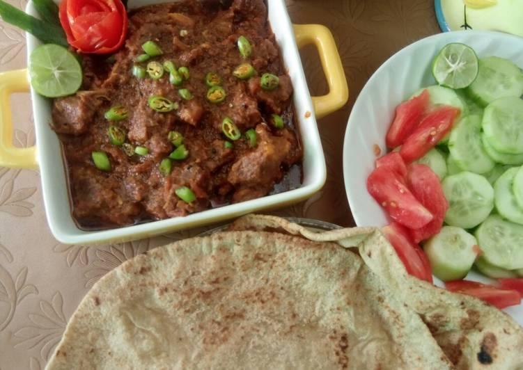 Recipe of Quick Achaar Gosht