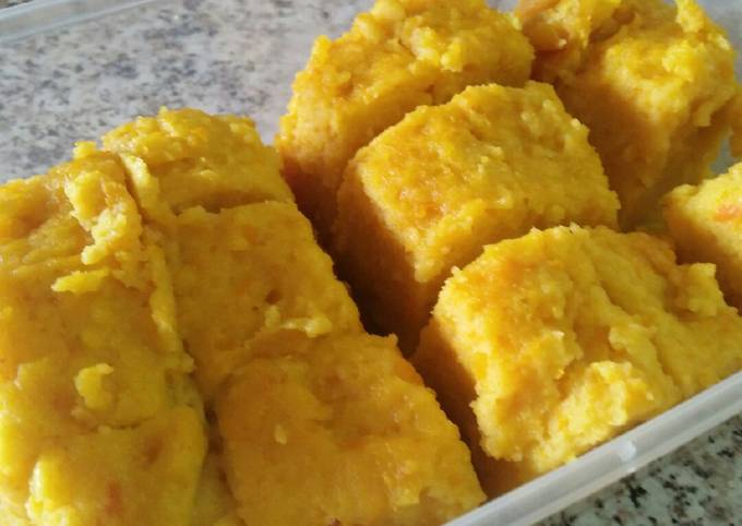 Recipe Perfect Bingka Labu