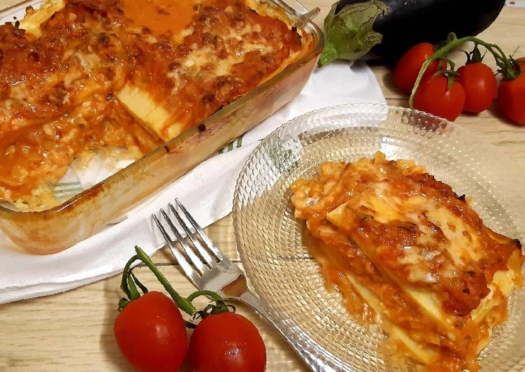 Recipe: Perfect Lasagne di verdure