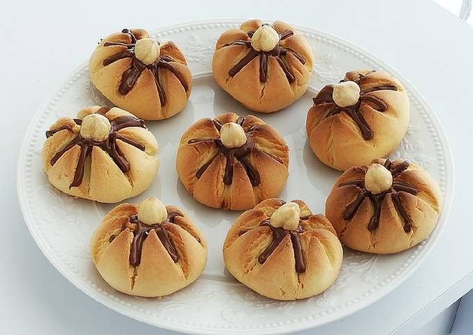 Biscuits nappés